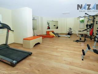 Alanya Cikcilli'de Satılık 4+1 Dubleks Daire & 4+1 Duplex Apartment for Sale in Cikcilli Alanya