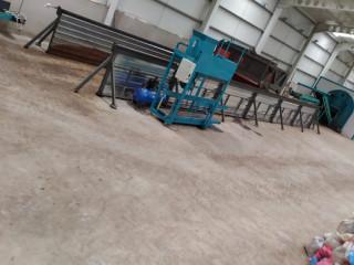 Organik gübre üretim makine parkuru