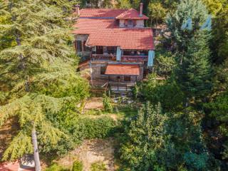 Alanya Gedevet Yaylası'nda Satılık Arsa ve Villa & Land and Villa for Sale in Gedevet Alanya