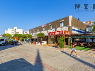 Alanya Avsallar'da Devren Satılık İşyeri & Workplace Sublease for Sale in Avsallar Alanya