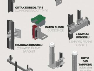 LCM Asansör Ekipmanları