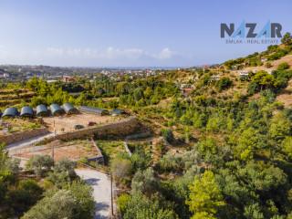 Alanya Kızılcaşehir Mevkii'nde Satılık İmarlı Arsa & Improved Land for Sale in Kızılcaşehir Alanya