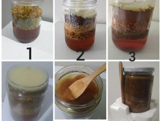 Bal,polen,propolis, arı sütü karışımı ve perakende ...