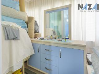Alanya Hacet Mahallesi'nde 3+1 Satılık Daire & 3+1 Flat for Sale in Hacet Neighbourhood Alanya