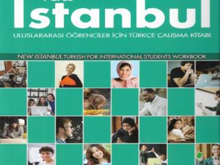 YABANCILAR İÇİN TÜRKÇE YENİ İSTANBUL B1 ETKİLEŞİMLİ QR KOD     NEW İSTANBUL TURKISH FOR İNTERNATIONAL STUDENTS  COURSE BOOK -WORKBOOK QR KOD