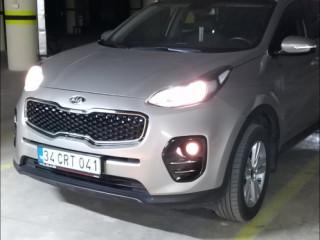 Kia Sportage 2016 60.000KM Temiz