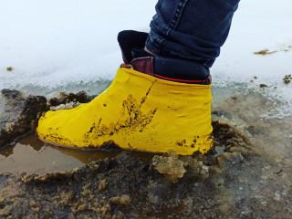 Latekstil Latex ayakkabı koruyucusu