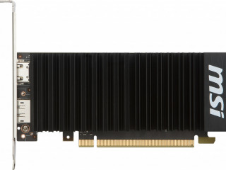 MSI VGA GEFORCE GT 1030 2GH LP OC GT1030 2GB GDDR5 64B DX12 PCIE 3.0 X16 (1XHDMI 1XDP) EKRAN KARTI