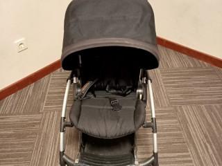 bugaboo bee siyah bebek arabası