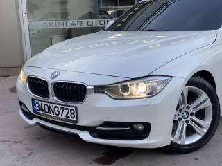 2015 BMW 320i ED SPORT PLUS
