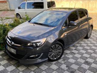 Değişensiz Tramersiz Otomatik Opel Astra 1.4T