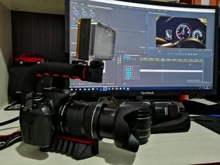 Video Ve fotograf İşlerinizi yapabilirim