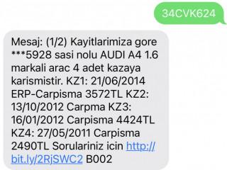 ACİL SATILIK 2.0 QUATTRO S-LİNE