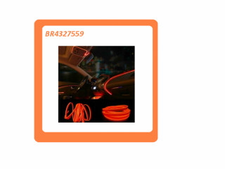 TP NEON iP KABLO 2 MT TURUNCU