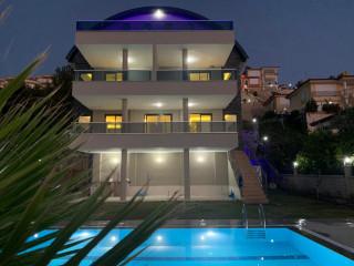 Alanya Kargıcak Bölgesinde Satılık Lüks Villa