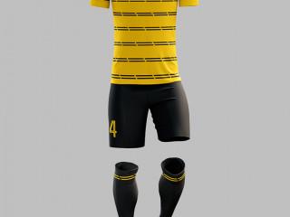 Futbol Forması 275 (Forma+Şort+Çorap Seti)
