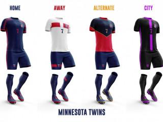 Futbol Forması 276 (Forma+Şort+Çorap Seti)
