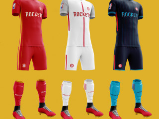 Futbol Forması 278 (Forma+Şort+Çorap Seti)
