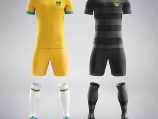 Futbol Forması 290 (Forma+Şort+Çorap Seti)