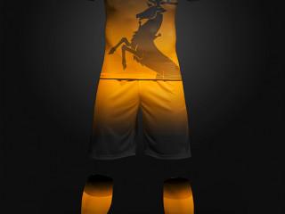 Futbol Forması 304 (Forma+Şort+Çorap Seti)