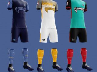Futbol Forması 318 (Forma+Şort+Çorap Seti)