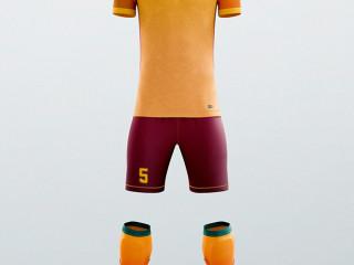 Futbol Forması 327 (Forma+Şort+Çorap Seti)