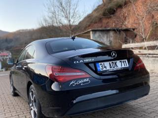 Garaj arabası Mercedes Benz Cla