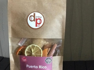 Sıcak İçecek Baharatı - Puerto Rico