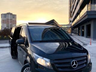 Ertex Vip Dizayn 2015 Mercedes Vito 116 Bluetech Pro Plus Otomatik