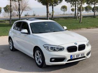 2016 BMW 116 dizel otomatik SUNROOFLU HATASIZ BOYASIZ