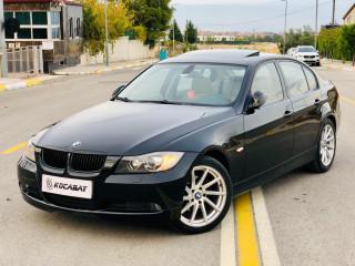 2007 BMW 320d PREMİUM İÇİ BEJ SUNROOF -EMSALSİZ-