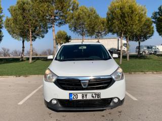 2016 Dacia logy 1.5 dizel 7 kişilik OTOMOBİL