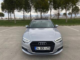 2020 Audi A3 CAM TAVAN 2.800 km'de HATASIZ BOYASIZ TRAMERSİZ