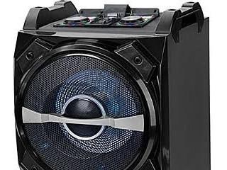 Goldmaster SR-2160 Taşınabilir Işıklı DJ Ses Sistemi