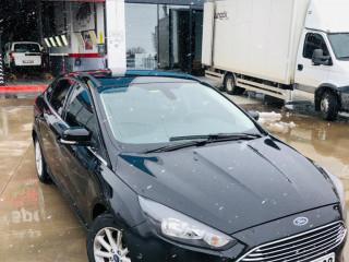 Ford Focus 1.6 TDCİ Titanium X