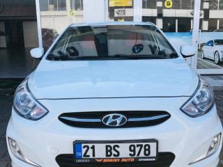 Hyundai Accent Blue 1.4 D-CVVT Mode Plus