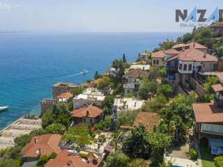 Alanya Kale'de Satılık Tarihi Bina & Historical Building for Sale in Alanya Castle