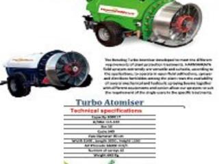 Turbo Atomiser