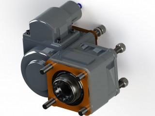 Pto ZF2 Ecosplit 16 S 151 Performans Seri