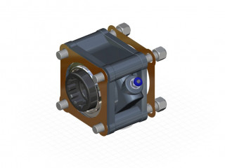 Pto ZF Ecosplit 16 S 130 Standart Seri