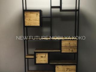 Koko Newfuture Vitrin