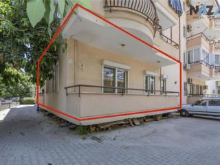Alanya Hacet'te Adliye Yanı Satılık 2+1 İşyeri & 2+1 Office for Sale Near Courthouse in Hacet Alanya