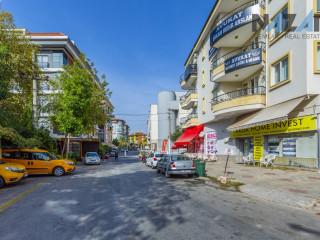 Alanya Hacet Mahallesi'nde Satılık 2+1 İşyeri & 2+1 Office for Sale in Hacet Neighbourhood Alanya