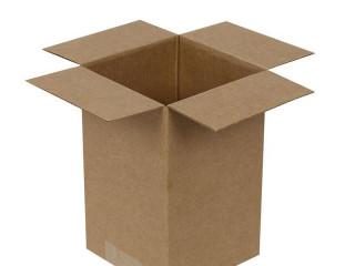 10x10x16 Cm Tek Oluklu A-Box Koli