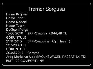 2013 VOLKSWAGEN PASSAT 1.4 TSİ BMT COMFORTLİNE SUNROOF