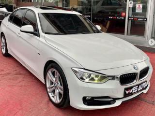 2013 BMW 3.20d XDRİVE+SUNROOF+Bİ-XENON+DERİ+ORJİNAL KM+BORUSAN