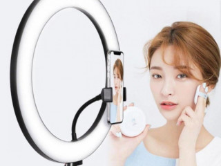 Ring Light Telefon Tutucu Youtuber Selfie Led Işığı