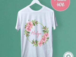 Bayanlara Özel T-Shirt (Kampanyalarımızı kaçırmayın)