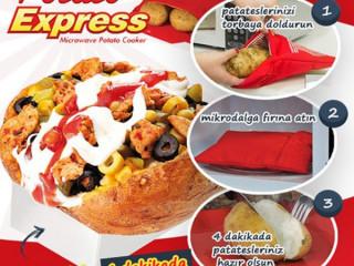 Patates Pişirme Kumpir Torbası