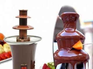 Çikolata Şelalesi Makinesi
